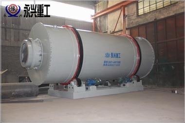 时产20吨砂子烘干设备