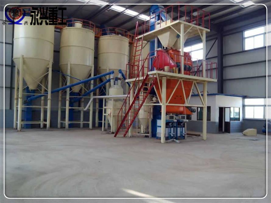 抹面石膏生产设备