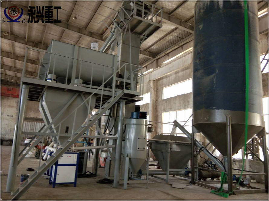 耐磨地坪生产设备